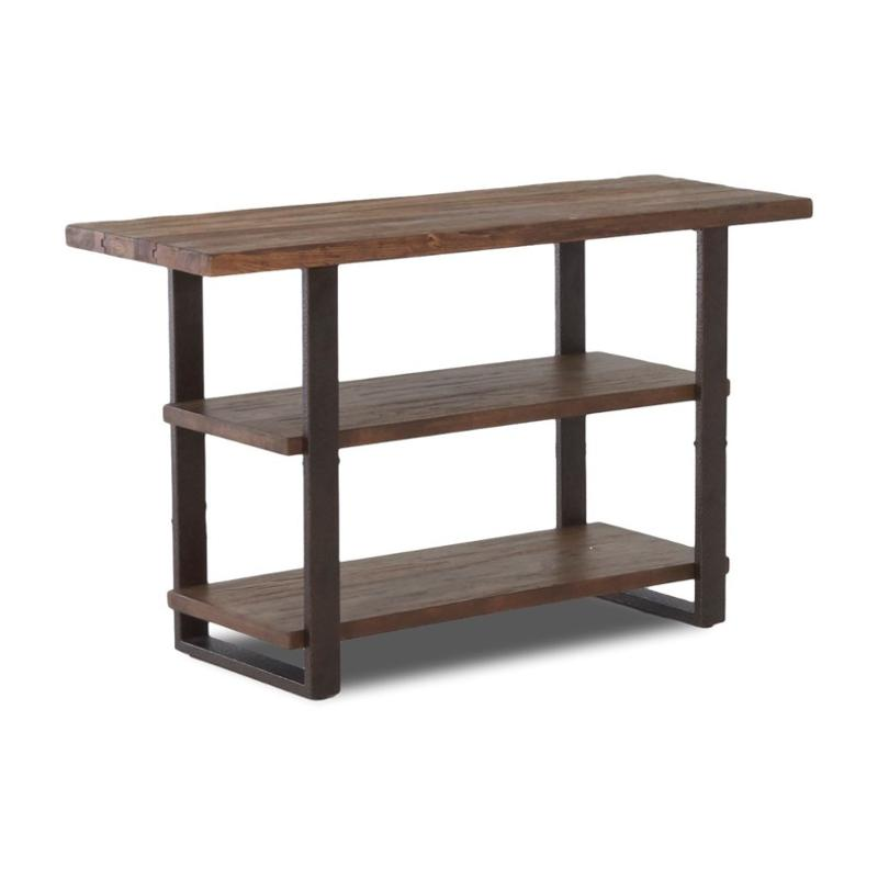 327 825 Klaussner Furniture Woodland Living Room Sofa Table
