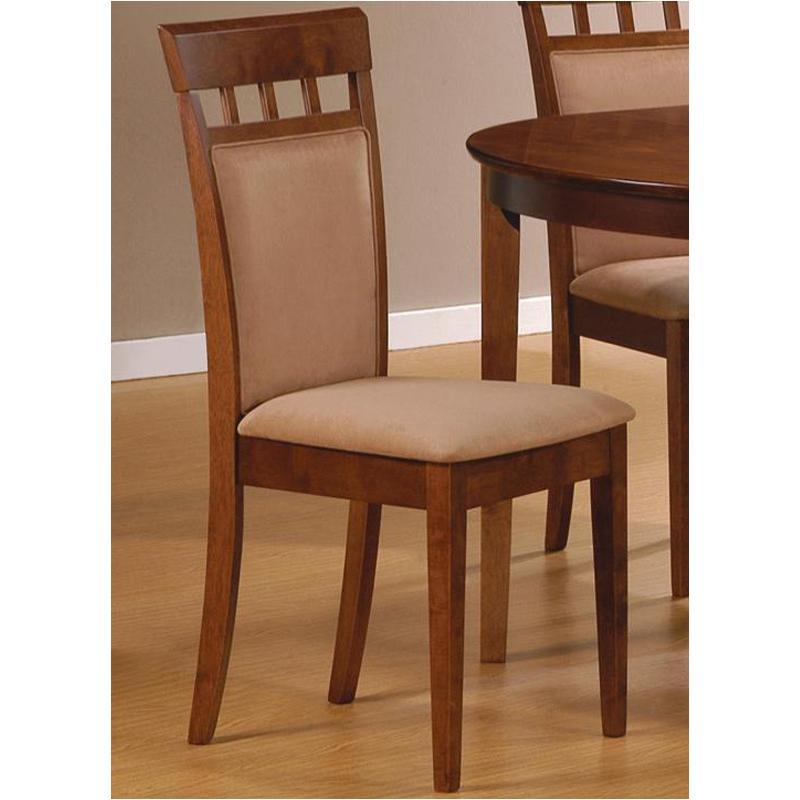 101773 Coaster Furniture Mix And Match - Walnut Chair