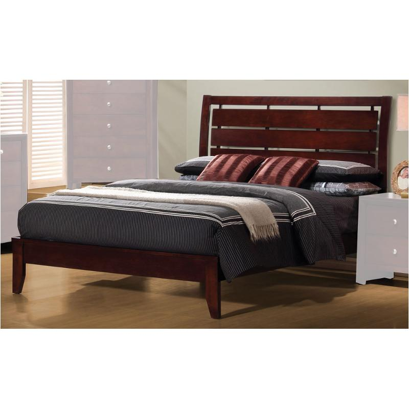 201971qb1 coaster furniture serenity bedroom queen platform bed for Coaster bedroom furniture reviews