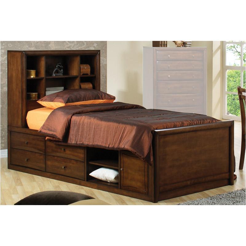 400280fb1 Coaster Furniture Scottsdale Full Storage Bed