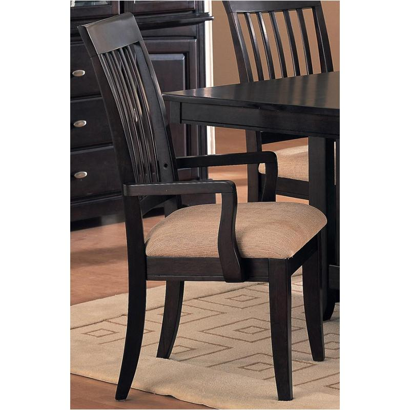 100183 Coaster Furniture Monaco Dining Room Arm Chair