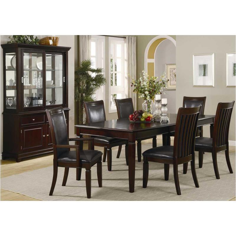 101631 Coaster Furniture Ramona Dining Room Dining Table Table