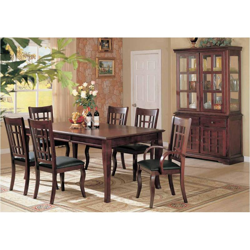 100500 Coaster Furniture Newhouse Dining Room Dining Table