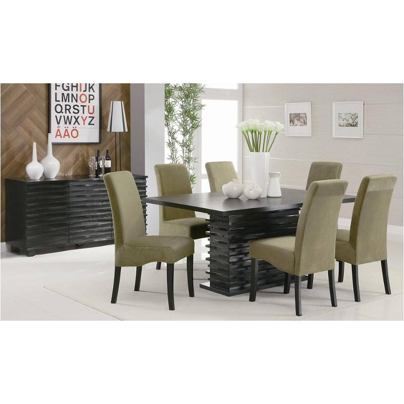 102061 coaster furniture stanton dining room dinette table table for Living rooms bedrooms dinettes