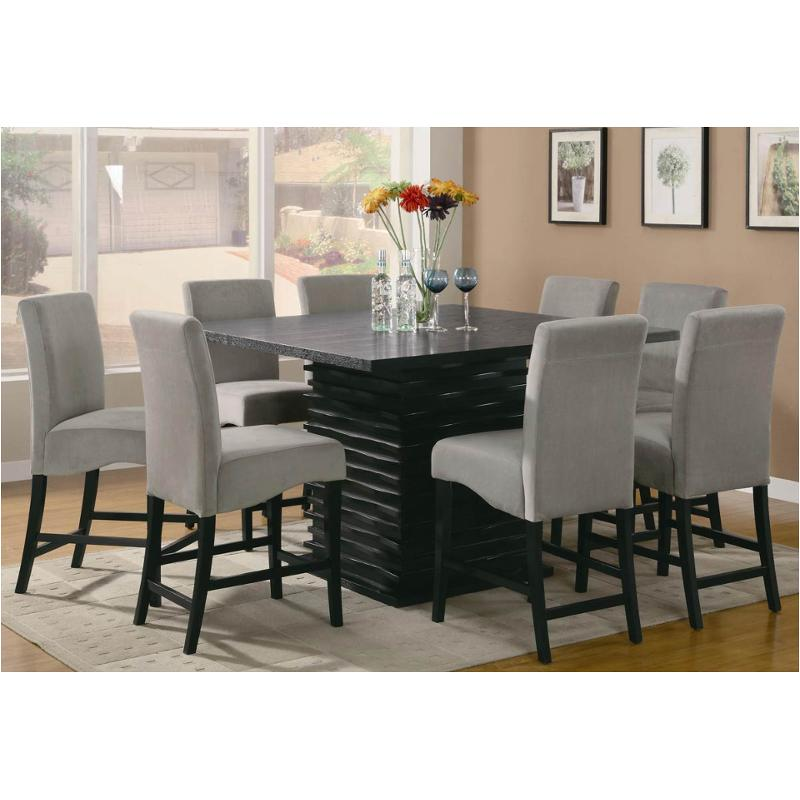 102068 Coaster Furniture Stanton Accent Counter Height Table