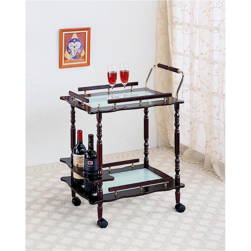 910010 Coaster Furniture Kitchen Carts Serving Cart