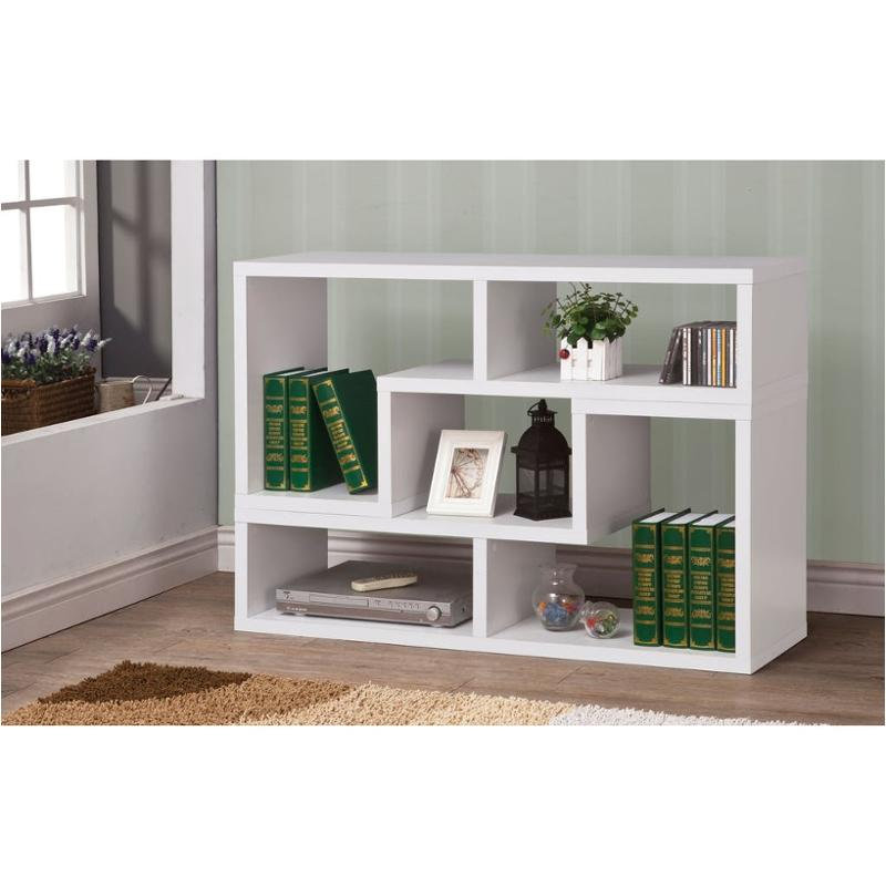 800330 Coaster Furniture Bookshelf Stand