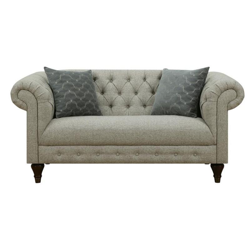 charming Donny Osmond Sofa Part - 7: 505552 Coaster Furniture Donny Osmond Living Room Sofa