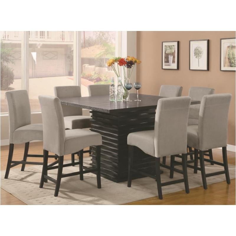 102068-s5 Coaster Furniture Stanton 5 Pc Dining Table Set