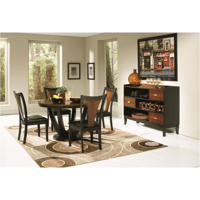 bdc76c1f57ff 102091-s5 Coaster Furniture Boyer Dining Room Dining Table