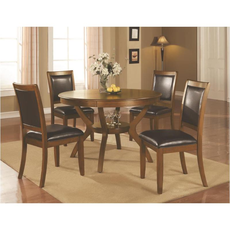 102171 S5 Coaster Furniture Nelms Dining Room Dining Table