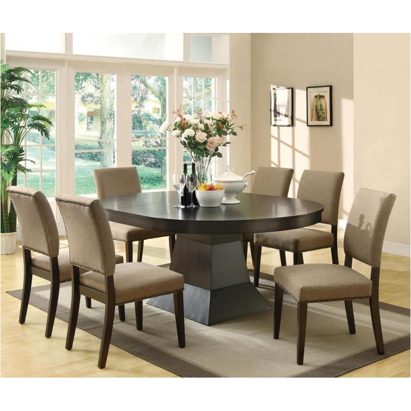 103571-s5 Coaster Furniture Myrtle 5 Pc Dining Table Set
