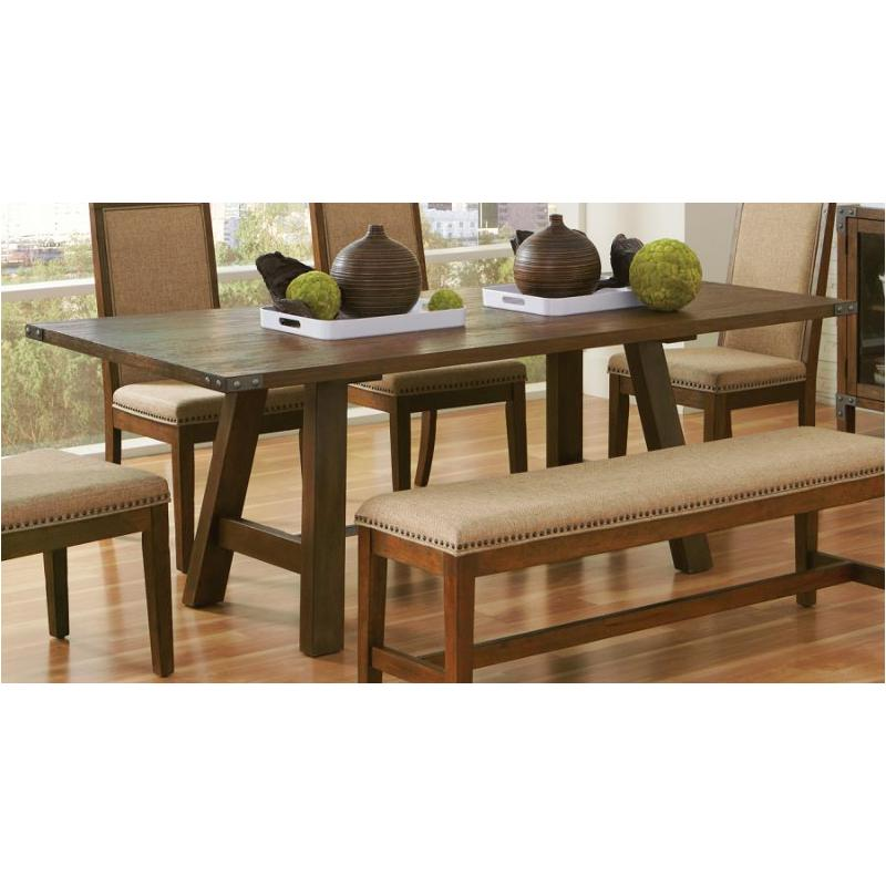 105681 Coaster Furniture Arcadia Dining Room Dining Table