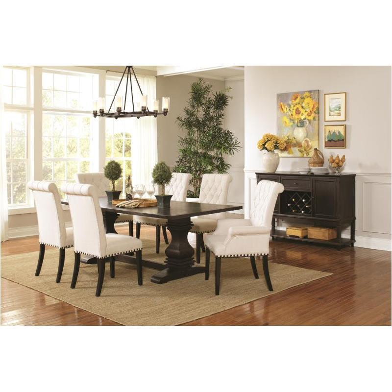 107411-s5 Coaster Furniture Parkins 5 Pc Dining Table Set