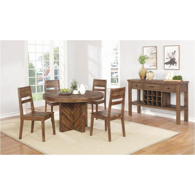 108170 Coaster Furniture Tucson Dining Room Dining Table