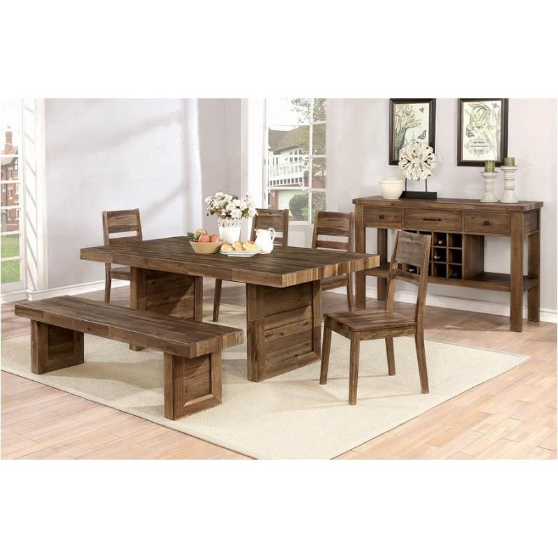 108171 Coaster Furniture Tucson Dining Room Dining Table