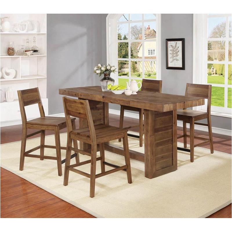 108178 Coaster Furniture Tucson Dining Room Counter Height Table