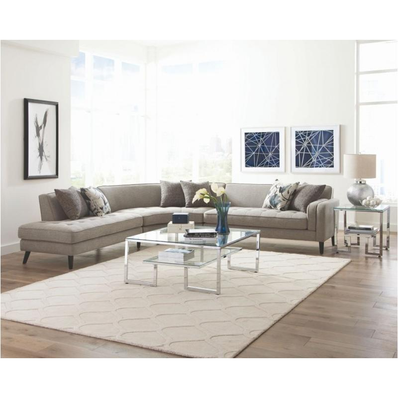 506627 Coaster Furniture Pearshall Living Room Sectional