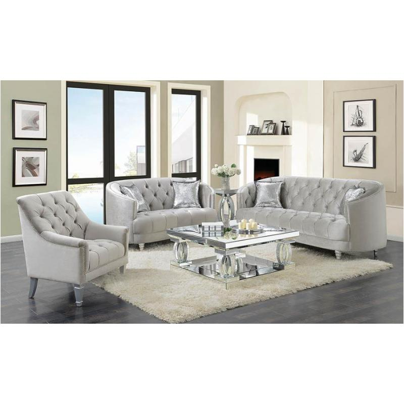 508462 Coaster Furniture Avonlea Living Room Loveseat