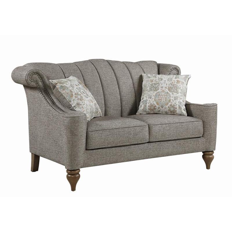 Fantastic 508722 Coaster Furniture Lakeland Loveseat Alphanode Cool Chair Designs And Ideas Alphanodeonline