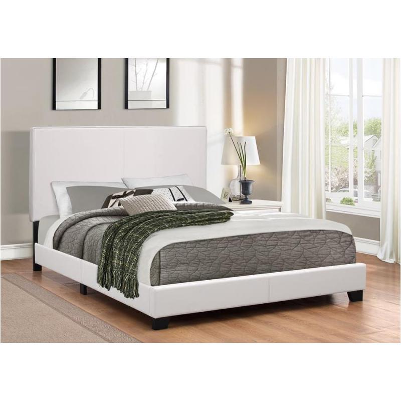 300559q Coaster Furniture Mauve - White Queen Bed