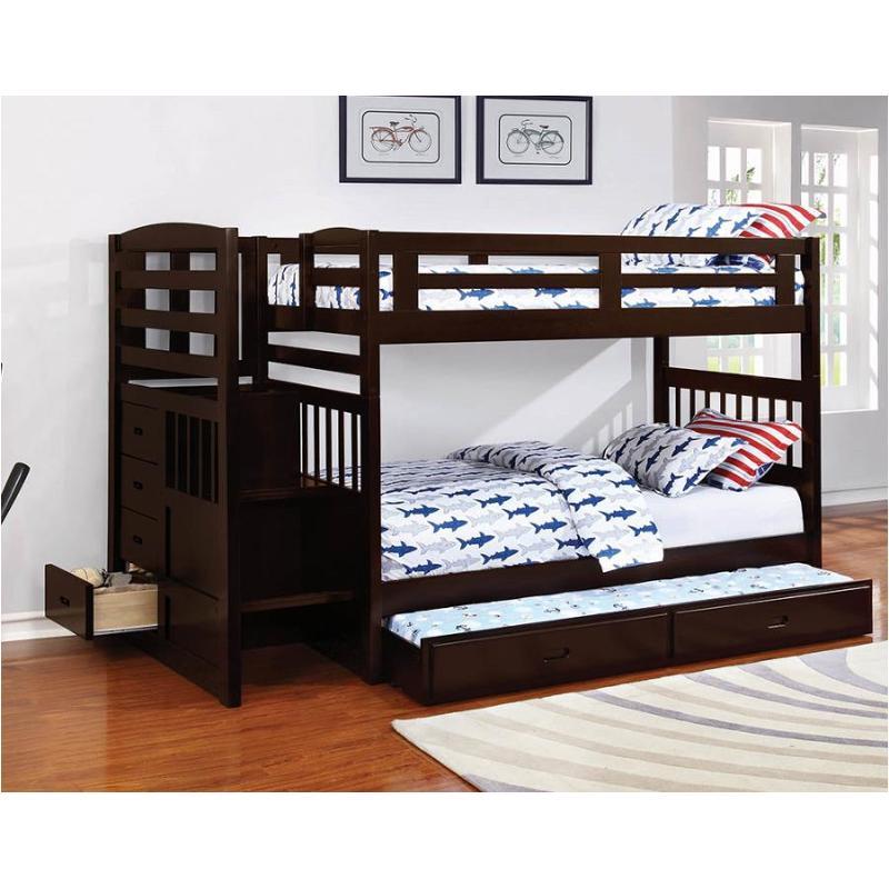 460362 Coaster Furniture Dublin Kids Room Twin Bunk Bed
