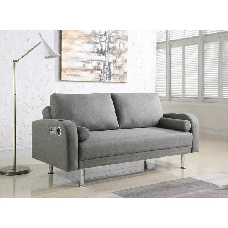 Pleasant 360064 Coaster Furniture Sofa Bed With Bluetooth Speaker Customarchery Wood Chair Design Ideas Customarcherynet