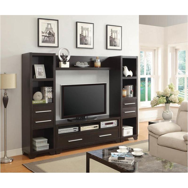 Living Room Entertainment Furniture: 703303 Coaster Furniture Living Room Entertainment Center