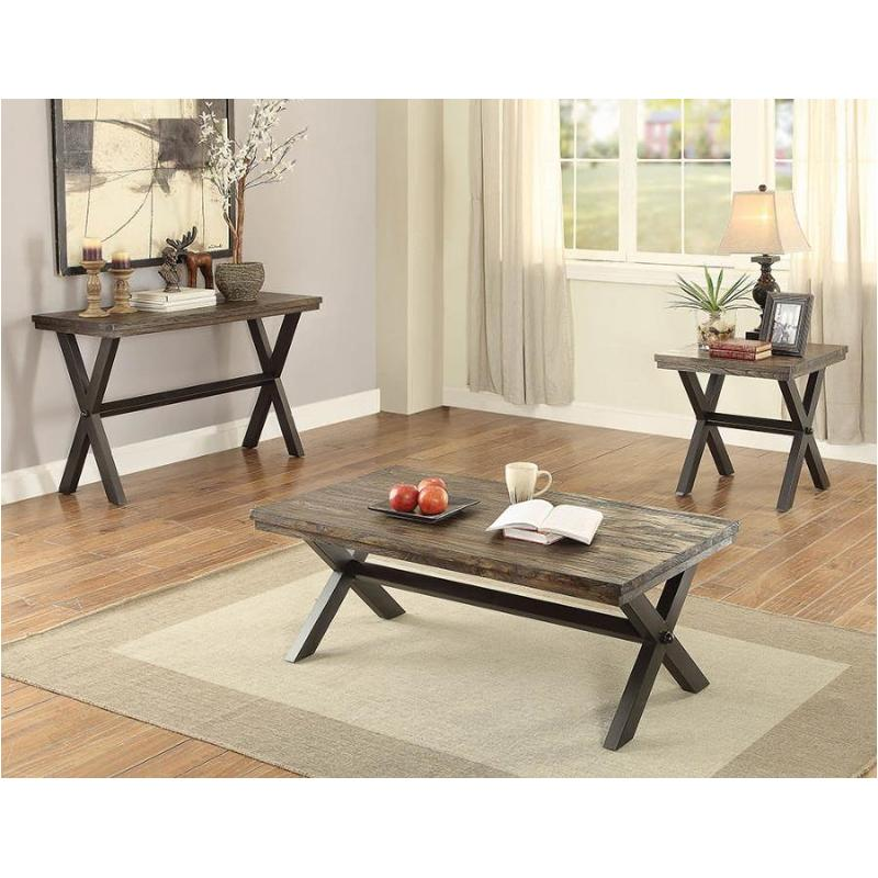 Miraculous 705277 Coaster Furniture Romilly End Table Short Links Chair Design For Home Short Linksinfo