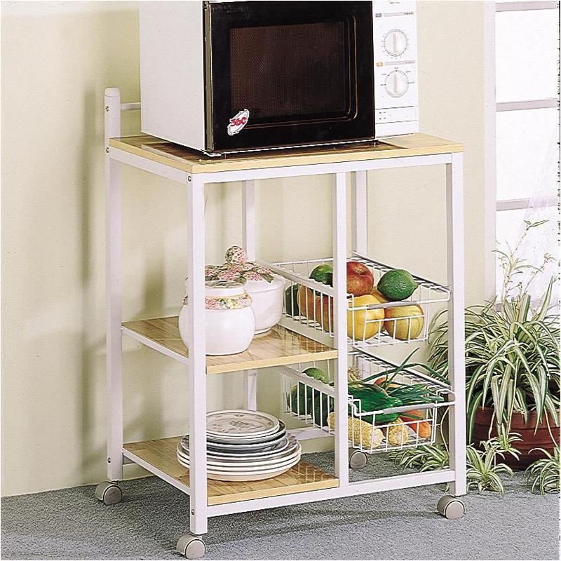2506 Coaster Furniture Kitchen Carts Accent Server