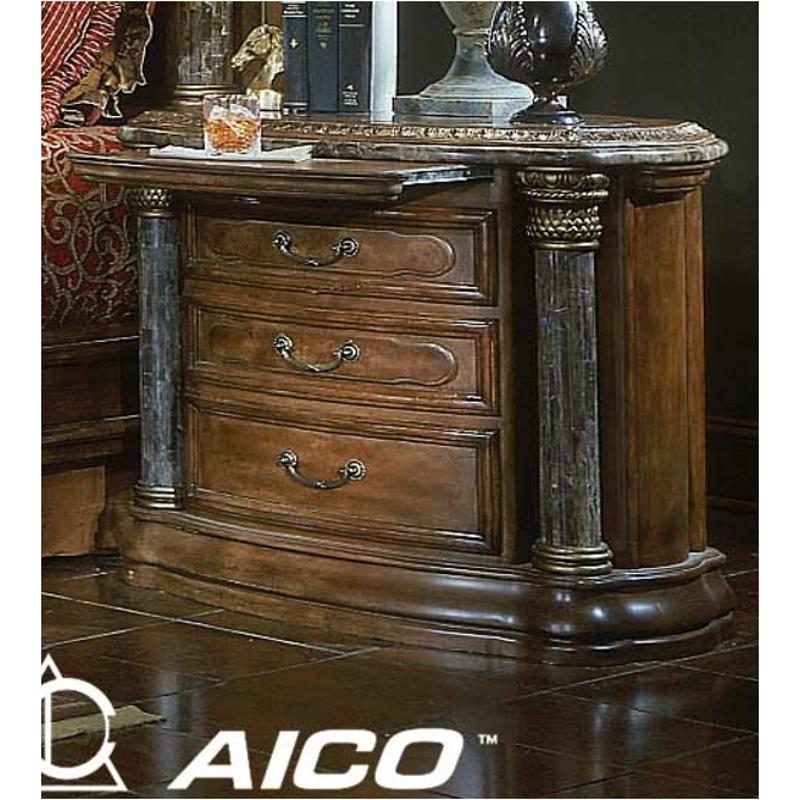 aico torino bedroom set.  56040 25 Aico Furniture Torino Bedroom Nightstand