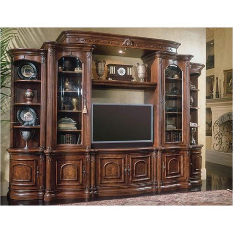 Aico Villagio Dining Room Set: 58094-44 Aico Furniture Villagio Right Bookcase Unit