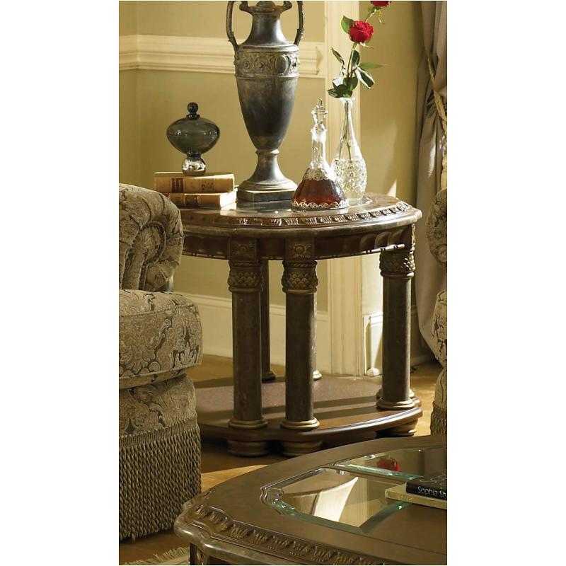 56202 25 Aico Furniture Torino Living Room End Table