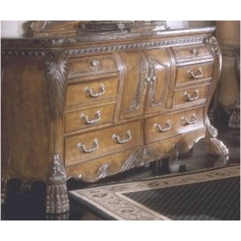 60050 23 Aico Furniture Eden Bedroom Dresser Amaretto