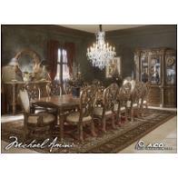 56000t 25 Aico Furniture Torino Rectangular Dining Table