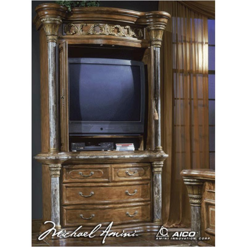 56080t 25 Aico Furniture Torino Bedroom Armoire