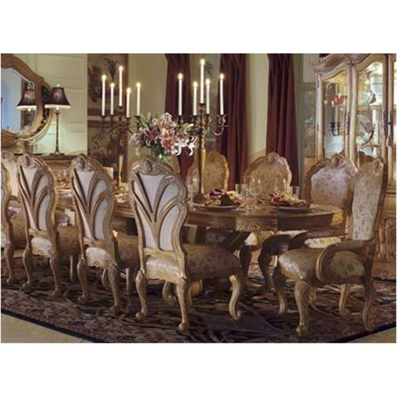 63002t 27 Aico Furniture Trevi Dining Room Dining Table