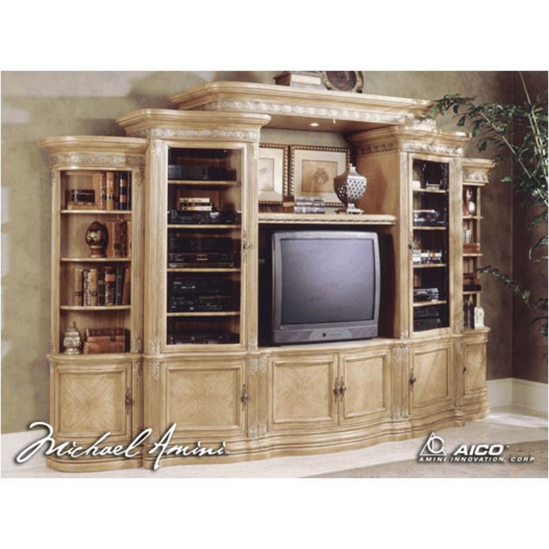 50091-01 Aico Furniture La Francaise Left Audio Cabinet