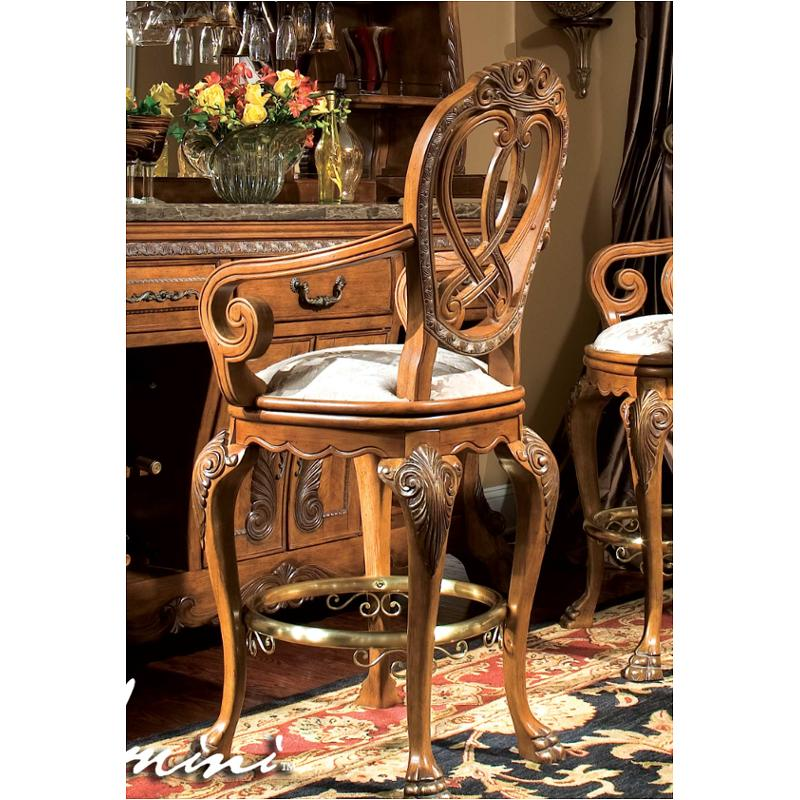 60504 23 Aico Furniture Eden Accent Bar Stool