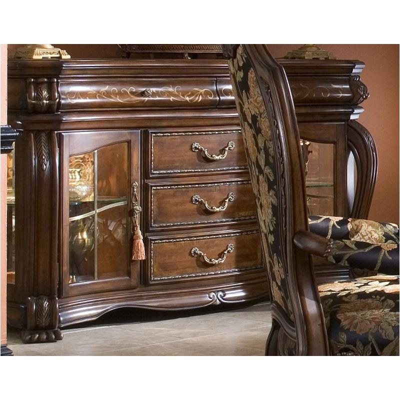 67007 52 Aico Furniture Oppulente Sienna Spice Dining Room Sideboard