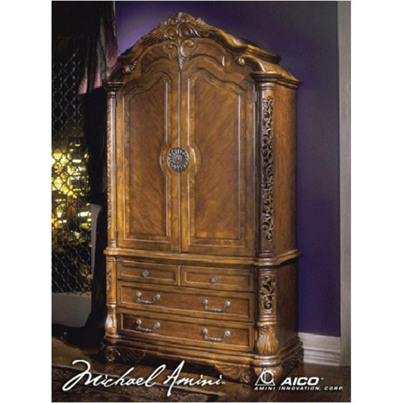 59080t 47 Aico Furniture Excelsior Armoire