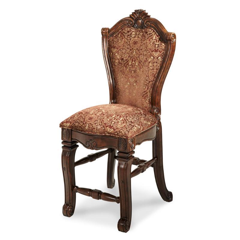 70033n 54 Aico Furniture Windsor Court Dining Room Stool