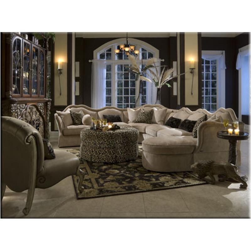 Fs-tledo85-stn-00 Aico Furniture Freestanding Sectional
