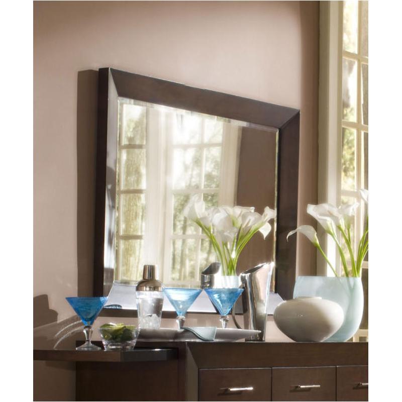 26067-43 Aico Furniture Portrait Vue Wall Mirror