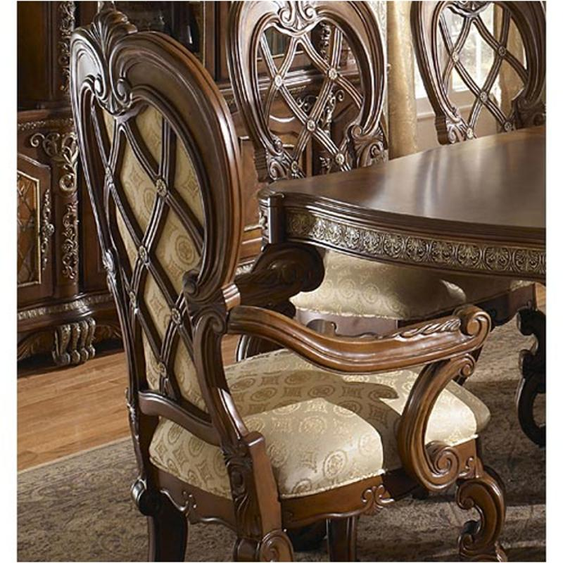 Merveilleux N68004 28 Aico Furniture Venetian Ii Arm Chair