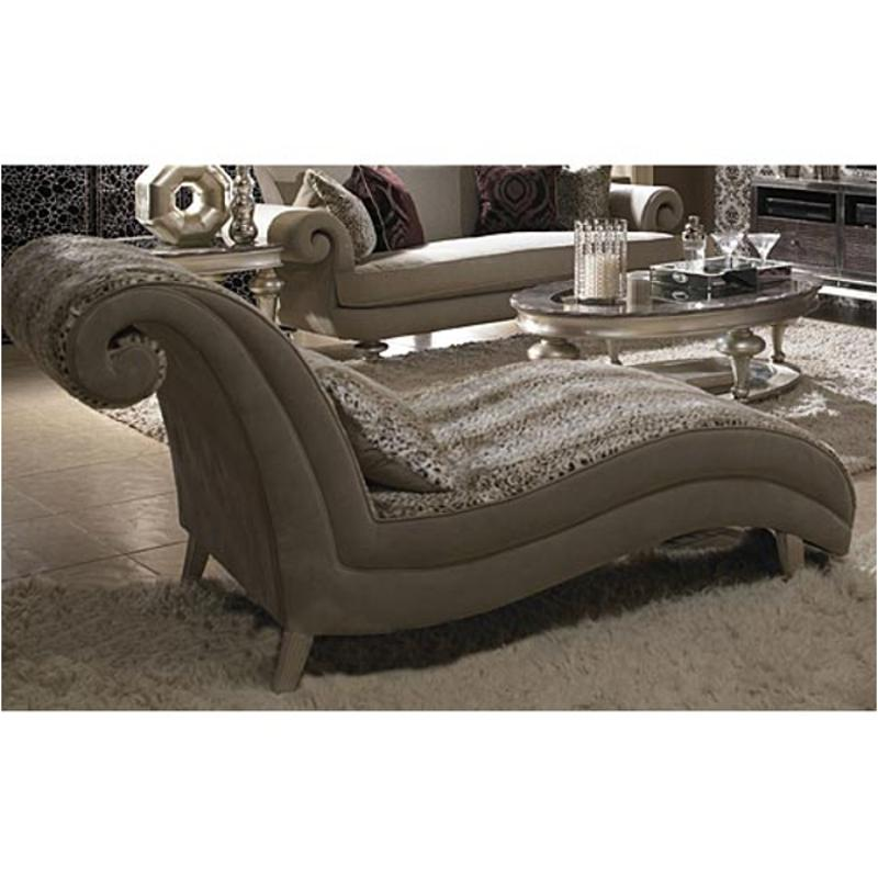 03841 jagur 05 aico furniture hollywood swank armless chaise for Aico chaise lounge