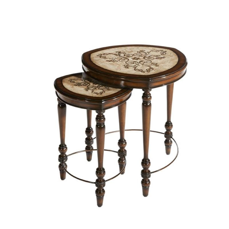 Acf Nst Prgu 002 Aico Furniture Discoveries Accent Nesting Table
