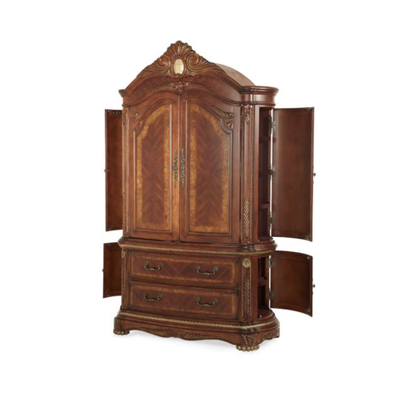 N65080t 28 Aico Furniture Cortina Bedroom Armoire