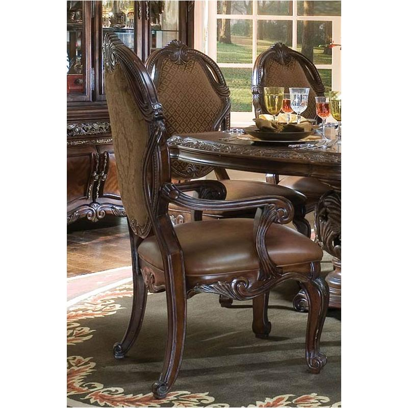 N76444 57 Aico Furniture Essex Manor Dining Room Chair