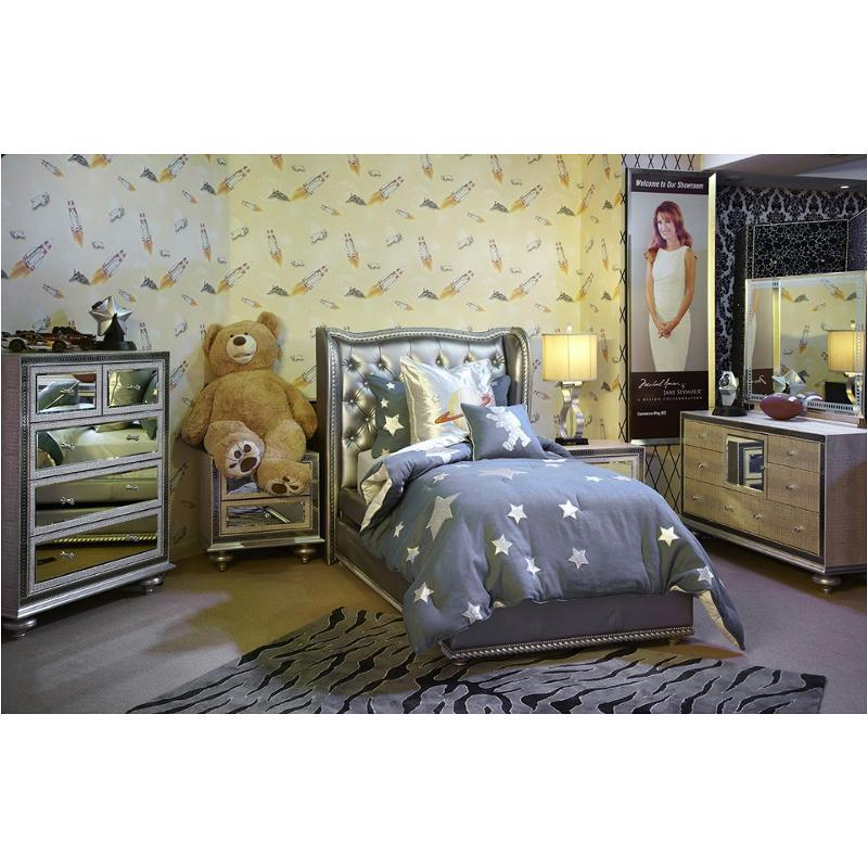 03713 78 Aico Furniture Hollywood Kids Bed
